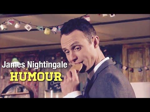 James Nightingale (Hollyoaks) - Humour