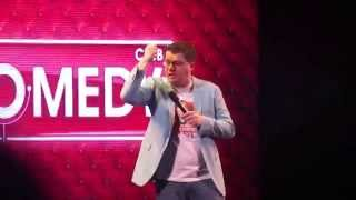ХБД шоу травит анекдоты в Нижнем Новгороде