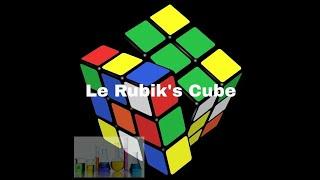 RUBIK'S CUBE : LE PLACEMENT DES DERNIERS COINS 7