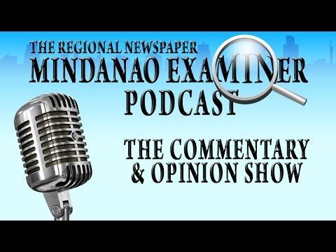 Mindanao Examiner Radio July 18, 2016