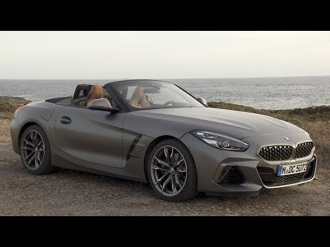2020-bmw-z4-m40i-roadster-exterior-interior-design-and-drive