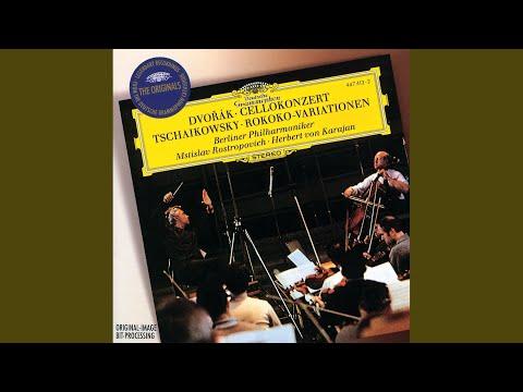 Dvorák: Cello Concerto In B Minor, Op.104, B. 191 - 1. Allegro