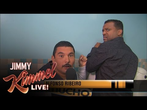"Guillermo's Show ""MUCHO"" with Alfonso Ribeiro"