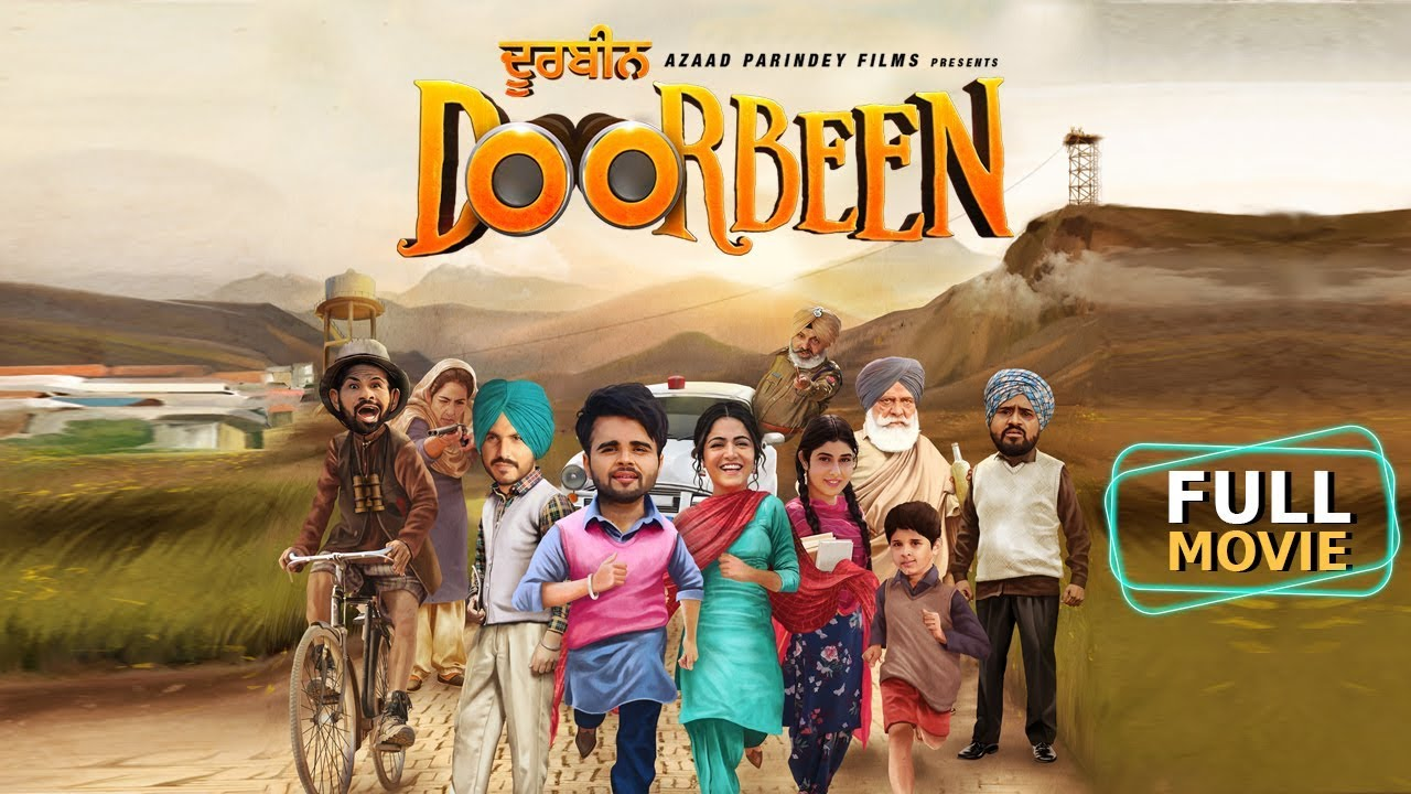 Doorbeen | Full Movie | Ninja | Wamiqa Gabbi | Jass Bajwa | Jasmin Bajwa |  Yellow Music - YouTube