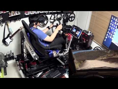 R-craft motion simulator