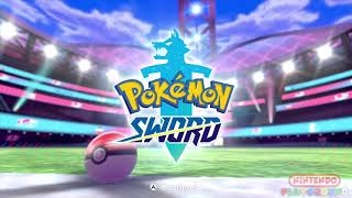 Pokémon Sword & Shield ⚔️🛡️ - Start Screen