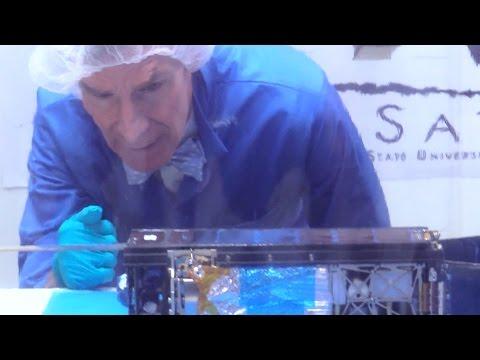 The Planetary Post - Testing LightSail 2