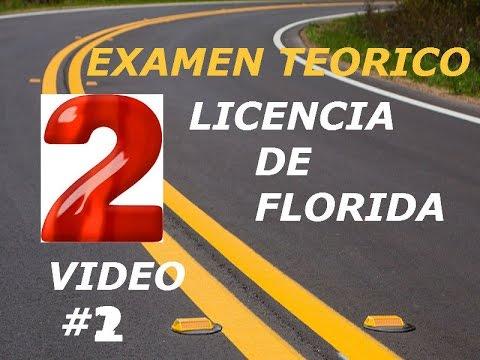 Examen de Manejo de Florida CDL en Español 2019 | GRATIS