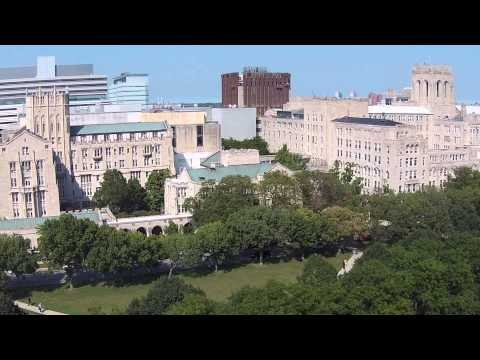 University of Chicago Aerial Footage