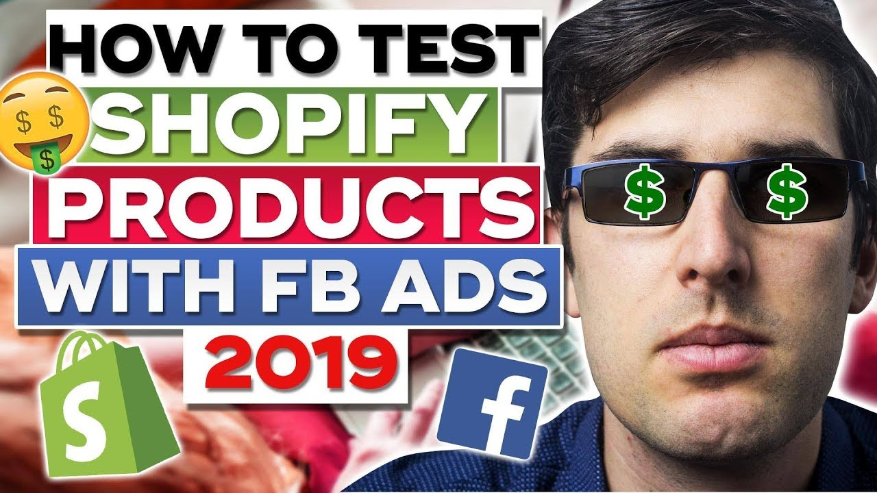 [STEP-BY-STEP] How To Test Shopify Products Using Facebook Ads 2019 | Facebook Ads (2019)
