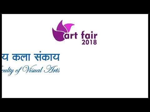 ART FAIR 2018, Faculty of Visual Arts, Banaras Hindu University Varanasi
