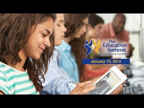 The Education Summit for Parent Leaders: Livestreamed Plenary Sessions
