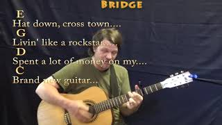 old-town-road-lil-nas-x-strum-guitar-cover-lesson-with---capo-4th
