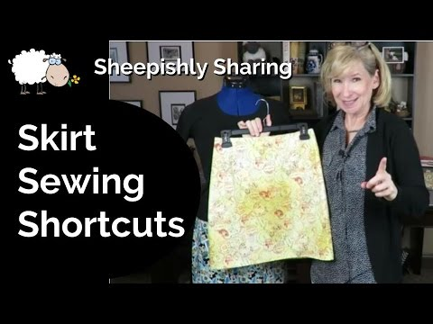 Pattern Hack | New Look 6843 | Sheepishly Sewing #1