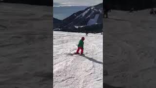 2017-1225 Xmas Day skiing