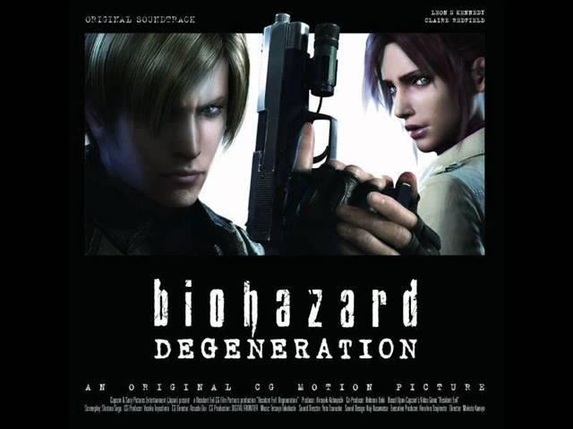 15 - Battle Against Each Other - Biohazard Degeneration OST