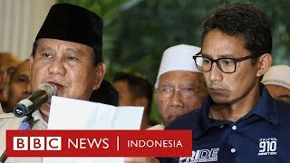 Download Prabowo deklarasikan kemenangan sebagai presiden terpilih - BBC News|Indonesia Mp3 and Videos