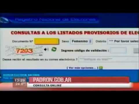 Spot Padrón Definitivoиз YouTube · Длительность: 1 мин5 с