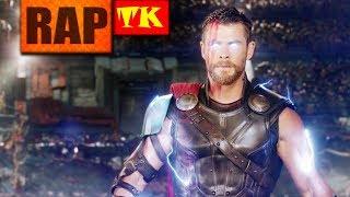 Rap do Thor // O Deus do Trovão // TK RAPS