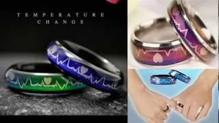 Mood Ring, Change Color.