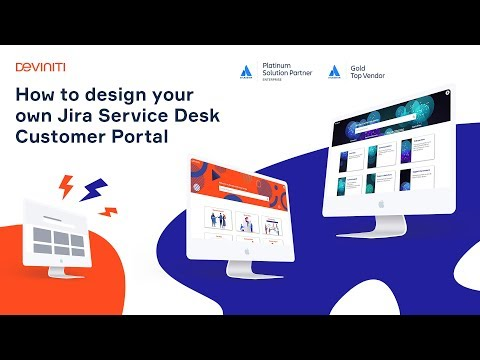 Tutorial: How to design your own Jira Service Desk Customer Portal