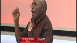 Le Grand Talk /  Invités : Gohou Michel, Fatim Sidimé, Hamed Farras