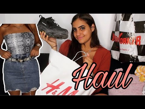 TRY-ON-HAUL SOLDES (Zara, Bershka, Balenciaga..)