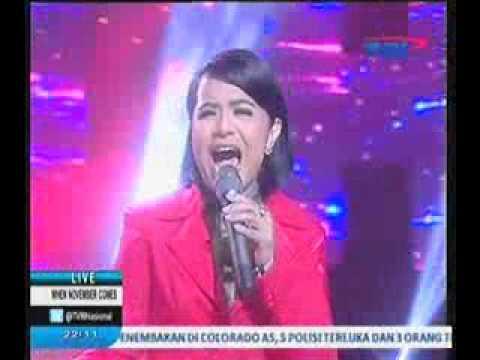 Through The Fire - Ruth Sahanaya - Live on When November Comes TVRI