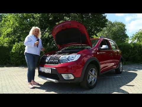 Dacia Sandero Stepway test