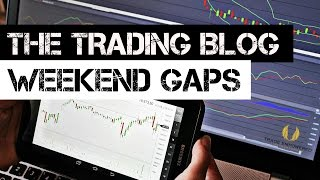 The Trading Blog 008 - Weekend Gaps