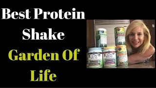 The Best Protein Shake By Garden Of Life Raw Fit