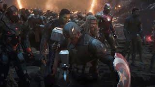 """Вот почему Капитан Америка сумел  использовать силы Бога Грома в фильме """"МСТИТЕЛИ 4: ФИНАЛ""""."""