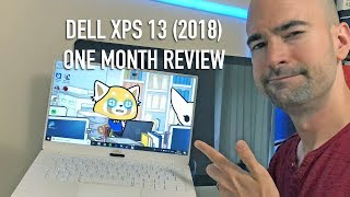 1 Month with Dell's XPS 13 9370 (2018) | Best compact laptop?