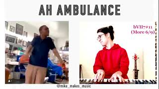 Everybody Who Rode In A Ambulance Car - Harmonized