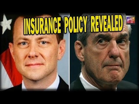 These 5 words REVEAL the truth behind Anti-Trump FBI Agent Peter Strzok's 'Insurance Policy'