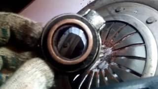 Сцепление Люк Приора с пробегом 115 т.