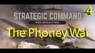 Strategic Command: WWII World at War - The Phoney War - Part 4