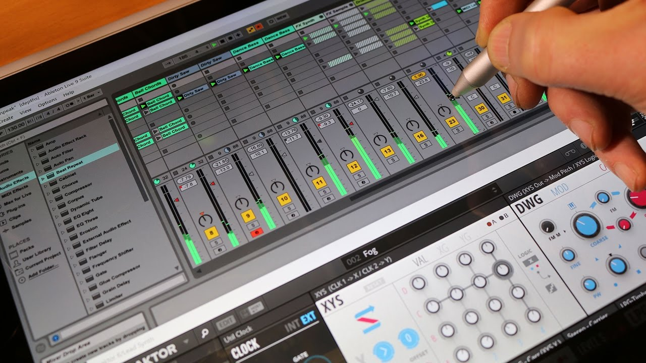 Surface Session Ep10 - Ableton Live and Surface Book performance testing