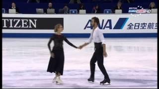 Gabriella PAPADAKIS / Guillaume CIZERON - 2015 World Championships - SD