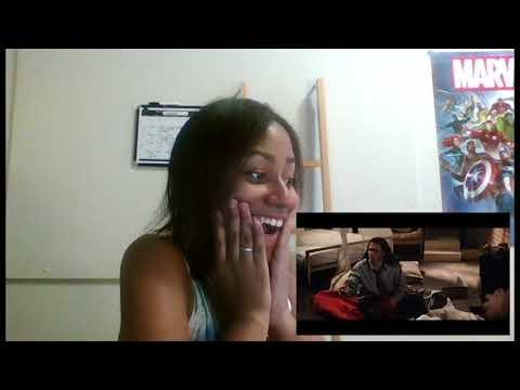 The Disaster Artist: trailer 1 reaction