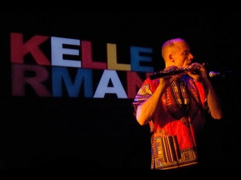 Irish March with Wouter Kellerman (fife and flute)