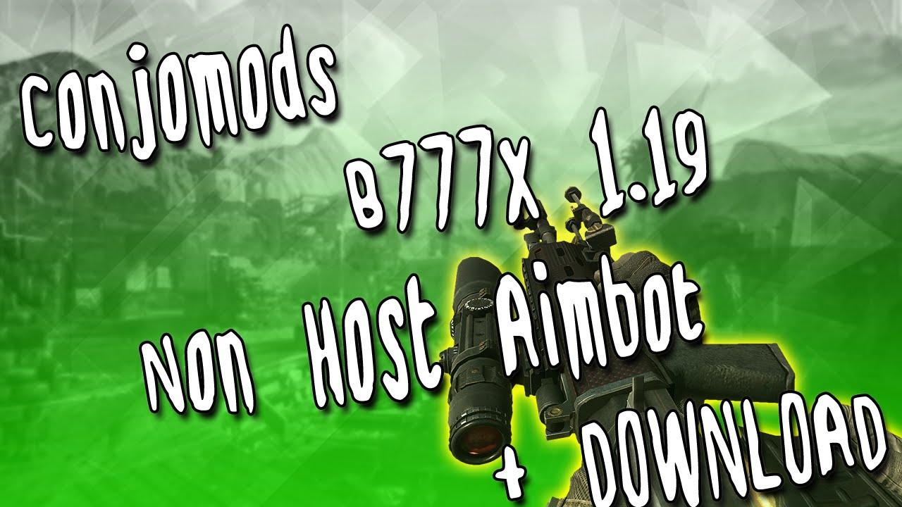 non host aimbot bo2 download