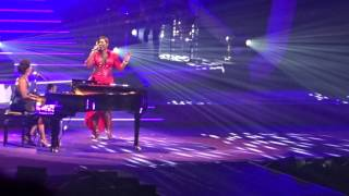 Oleta Adams en Edsilia Rombley - I had to hear your voice - Ladies of Soul 2017