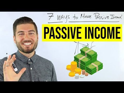 How To Make Passive Income (2019)