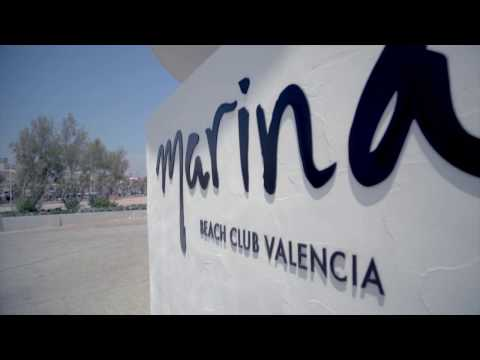Restaurante Marina Beach Club Valencia