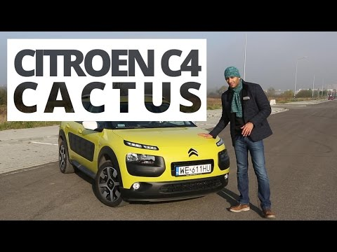 Citroen C4 Cactus 1.2 PureTech 82 KM, 2014 - test AutoCentrum.pl #145