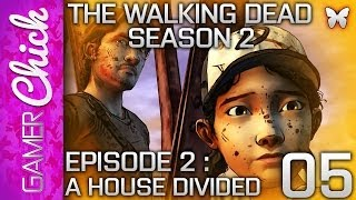 ❤ The Walking Dead Season 2 - Episode 2: A House Divided [Part 5 MATTHEW] w/ GamerChick