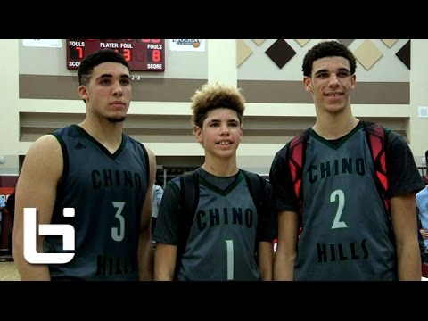 #1 Chino Hills vs #7 Bishop Montgomery Epic Showdown! FULL Game