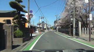 埼玉県道129号 02 加須羽生線 加須→羽生 車載