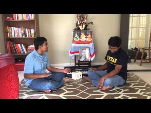 Maya Malava Gowla Jam : Harsha Nagarajan and Lalit Subramanian